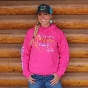 Mustang Maddy New Fever Tour Sweatshirt
