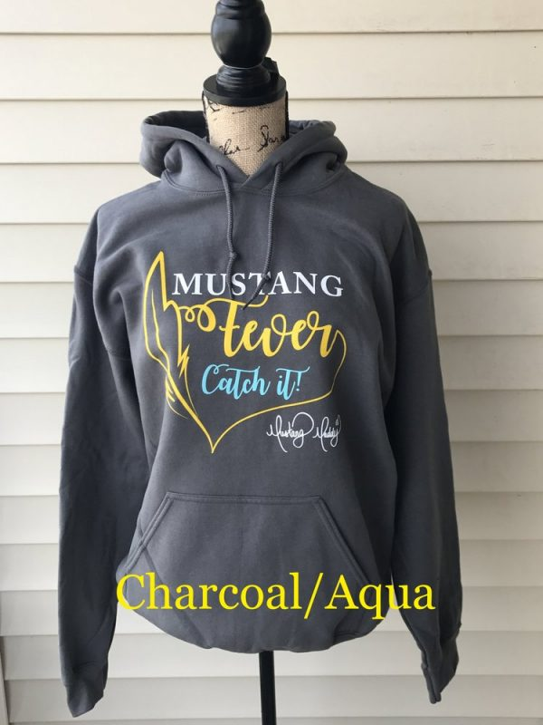 Mustang Maddy New Fever Tour Sweatshirt Charcoal