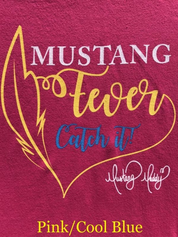 Mustang Maddy New Fever Tour Sweatshirt Pink Design
