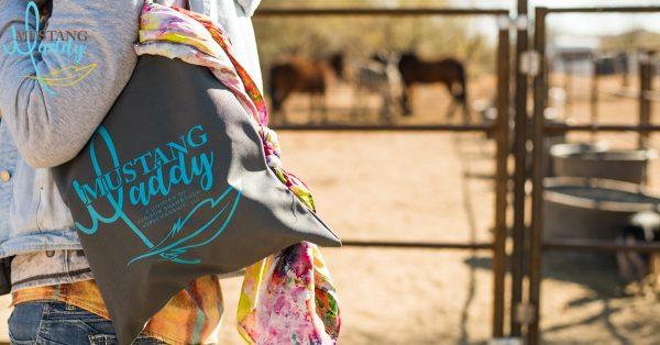 Mustang Maddy Tote Bag