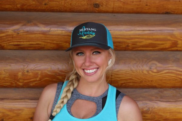 Mustang Maddy Trucker Hat