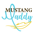 Mustang Maddy Website Logo